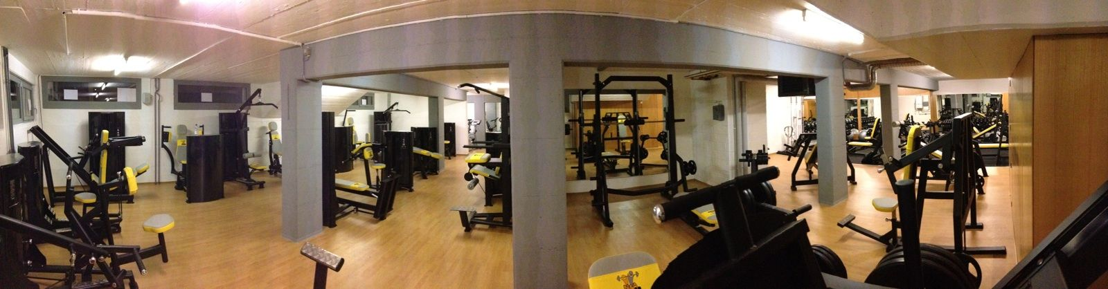 salle de fitness - N&A Fitness Coaching