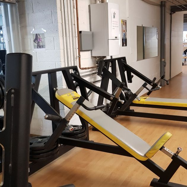 Salle de musculation - N&A Fitness Coaching